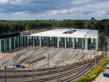 Project – New Tram Depot (NTR) Utrecht
